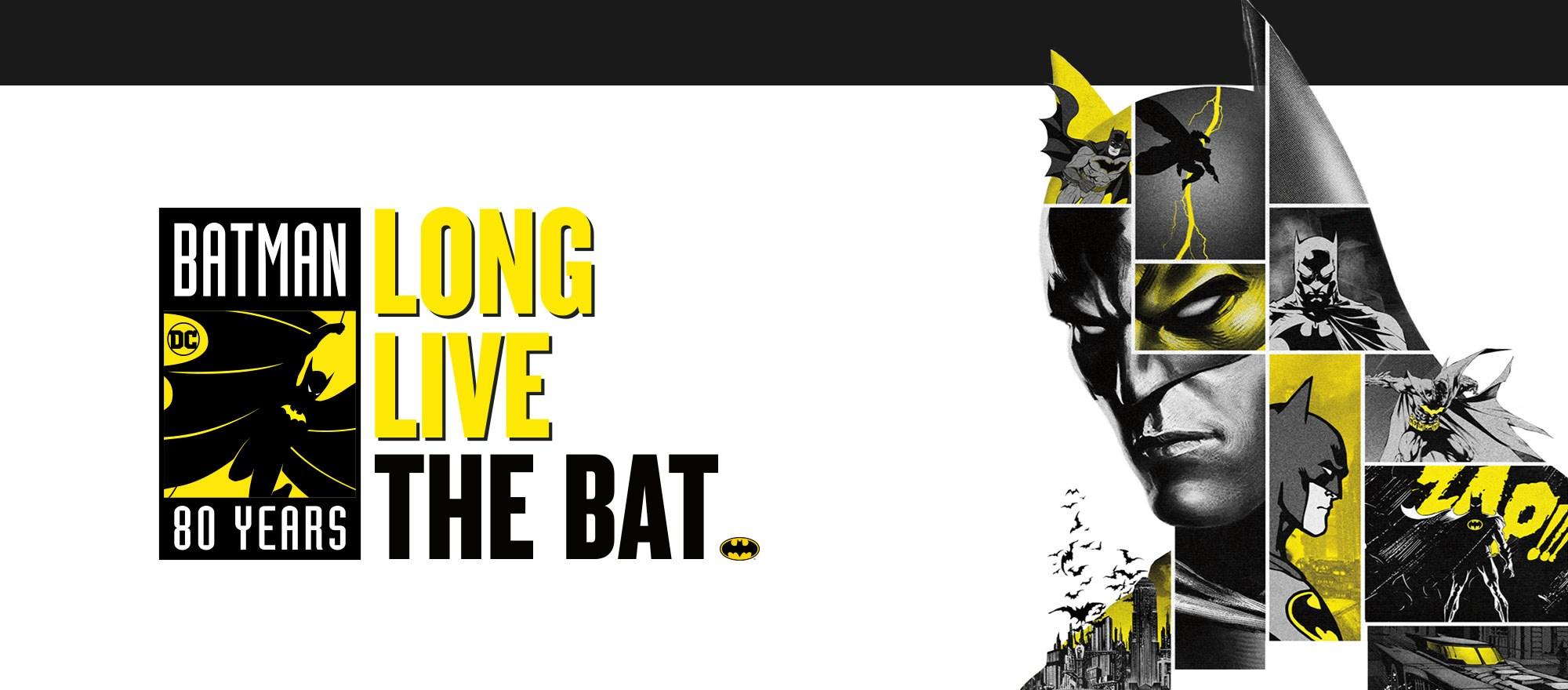 Banner Home Batman 1