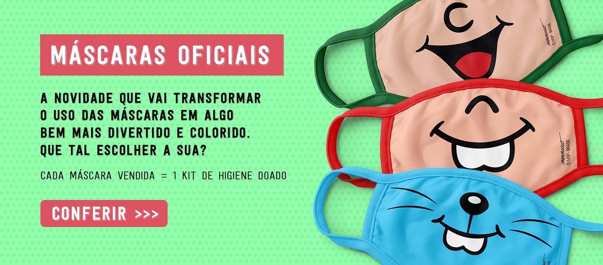 Banner Home - Máscaras TDM
