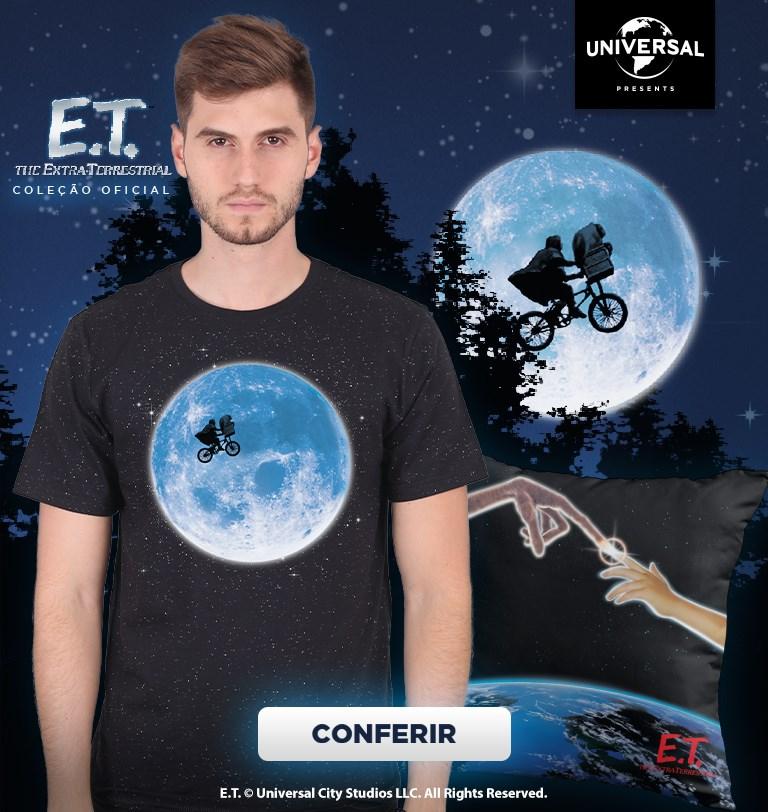E.T. Coleção Oficial