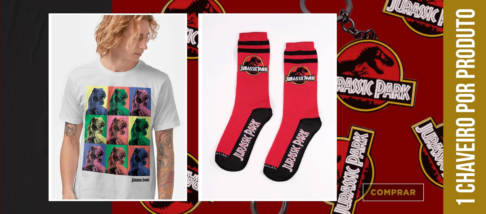 Banner Home - Jurassic Park Mês do Consumidor
