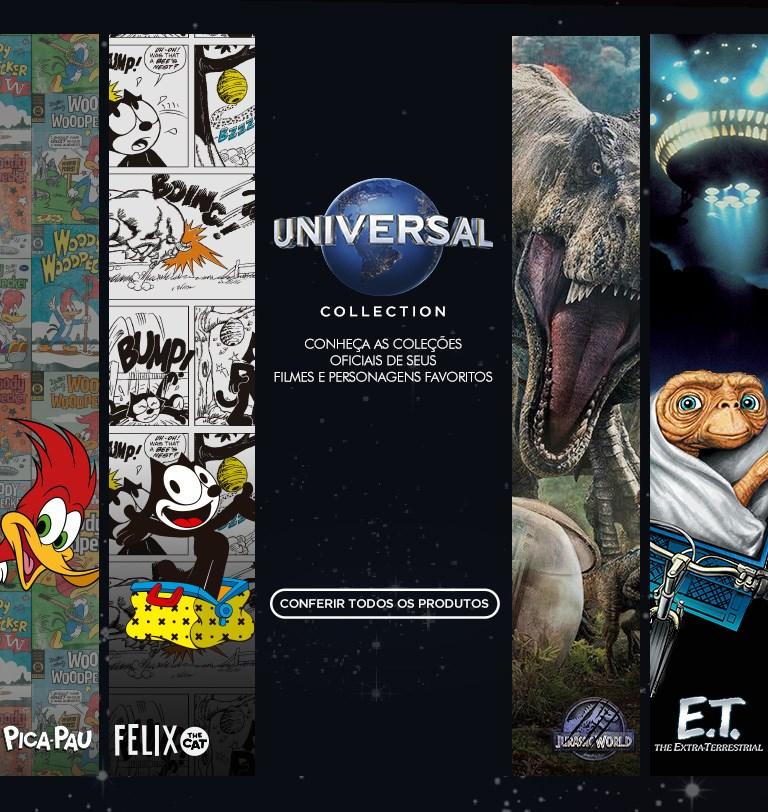 Coleção Universal Studios