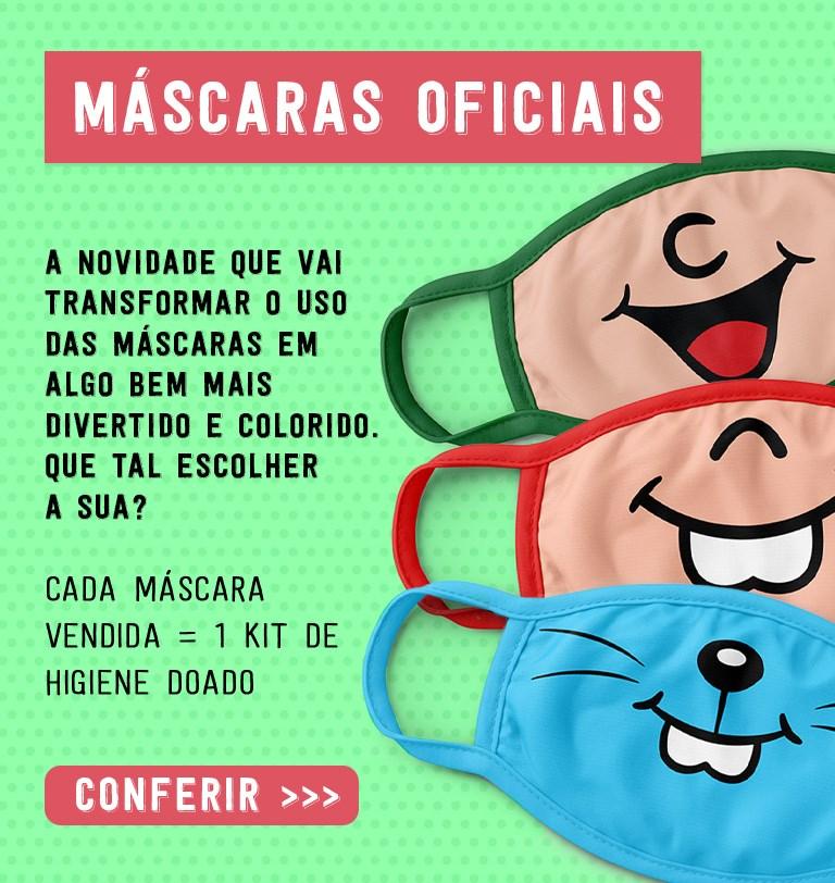 Home Mobile - Máscaras TDM