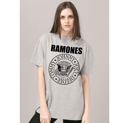 Camiseta Ramones Rockaway Beach
