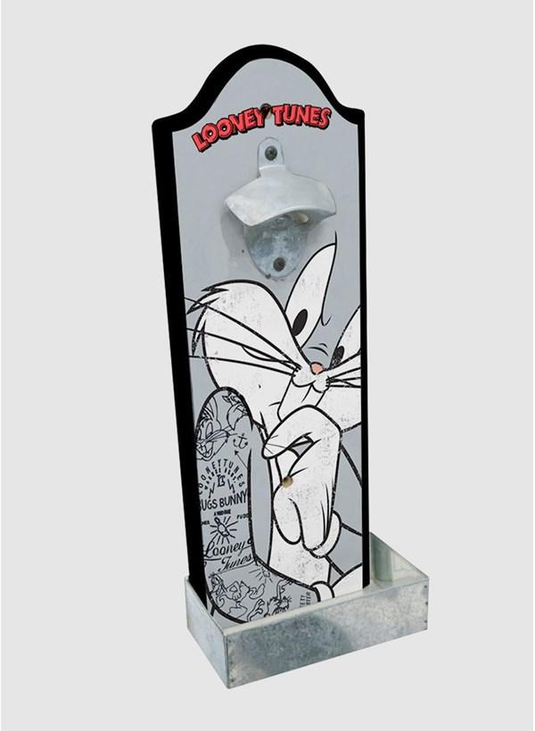 Abridor de Garrafas Looney Tunes Pernalonga Tattooed