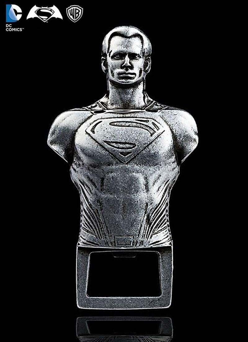 Abridor de Garrafas Superman