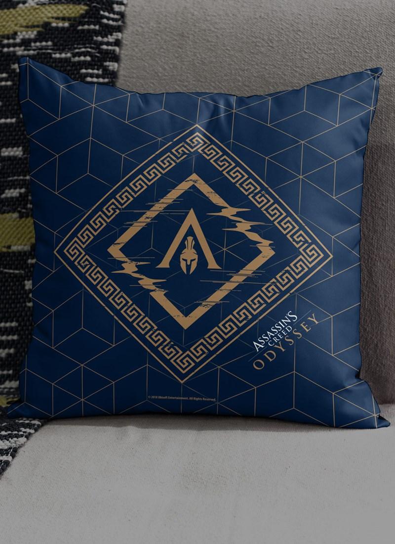 Almofada Assassin's Creed Odyssey Texture