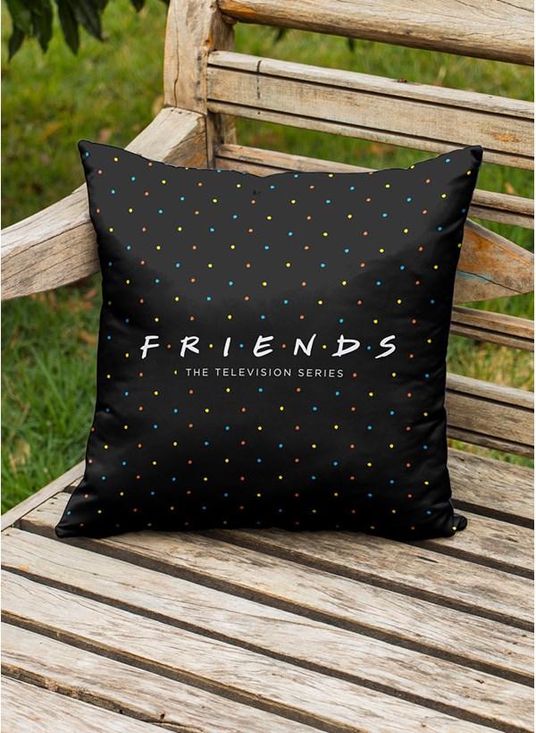 Almofada Friends Logo Color