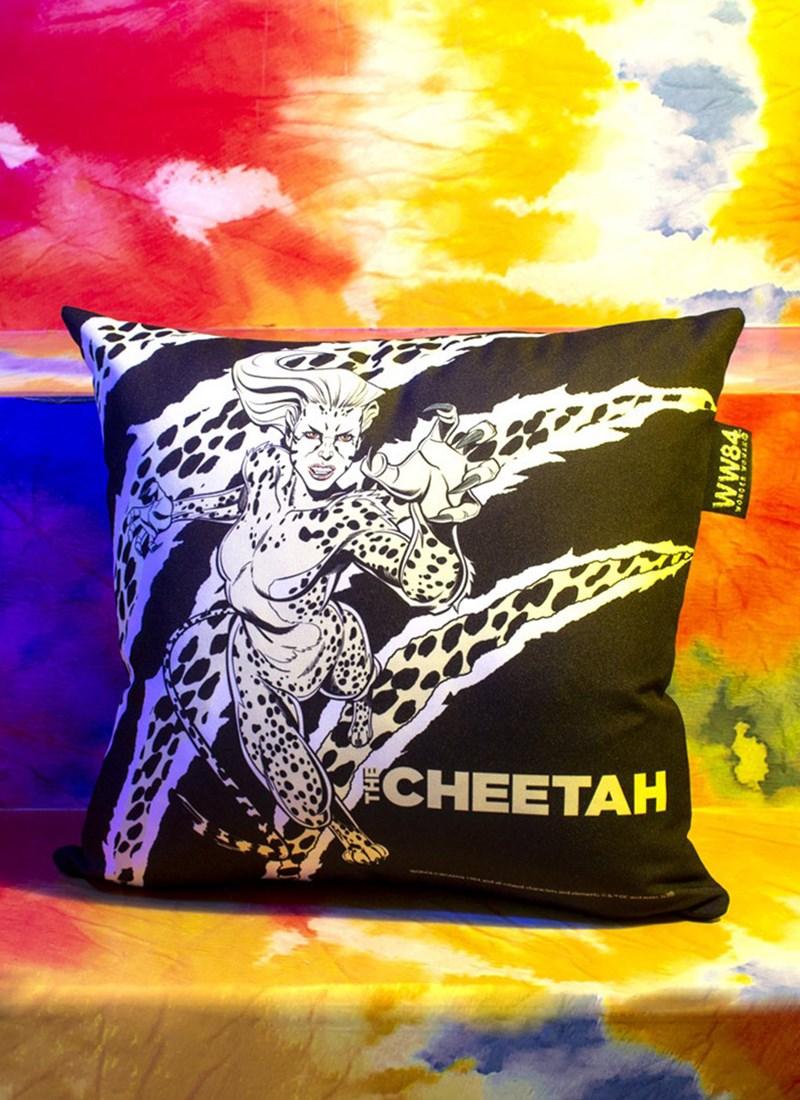 Almofada Mulher Maravilha Cheetah Classic