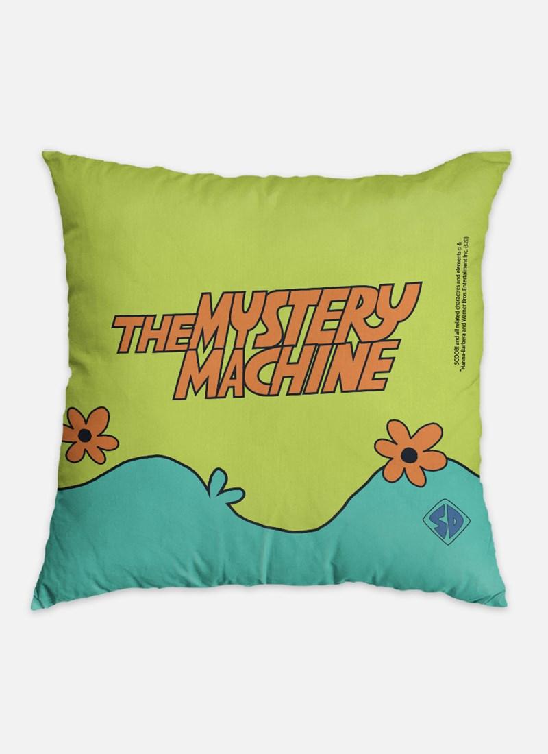 Almofada Scooby! Máquina de Mistério Logo