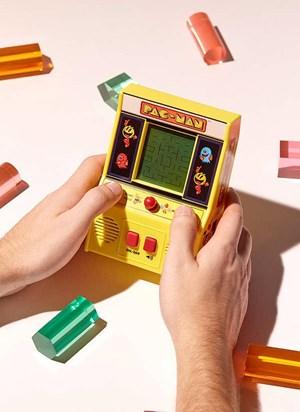 Arcade Portátil Pac-Man