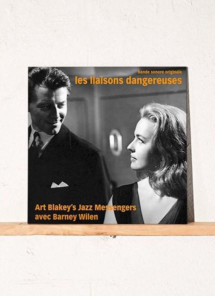 Art Blakey´s Jazz Messengers* Avec Barney Wilen - Les Liaisons Dangereuses