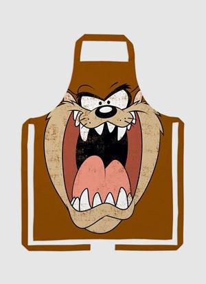 Avental Looney Tunes Taz
