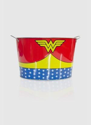 Balde de Gelo Wonder Woman Customs