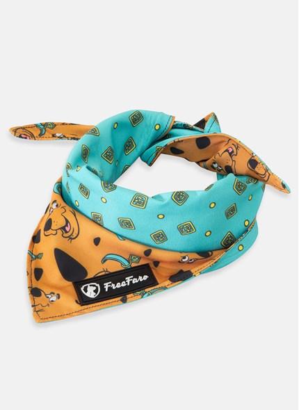Bandana para Cães e Gatos Scooby!