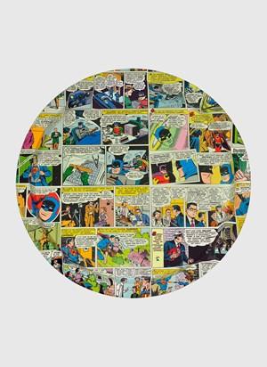 Bandeja DC Comics Quadrinhos