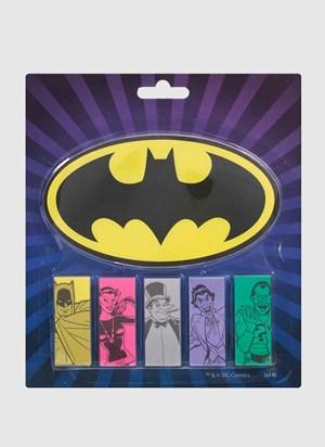 Bloco de Anotações Batman e Vilões