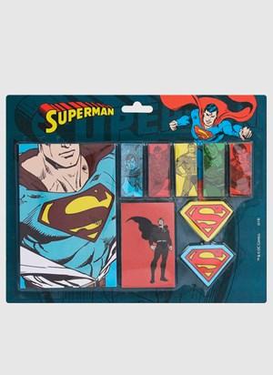 Bloco de Anotações Superman