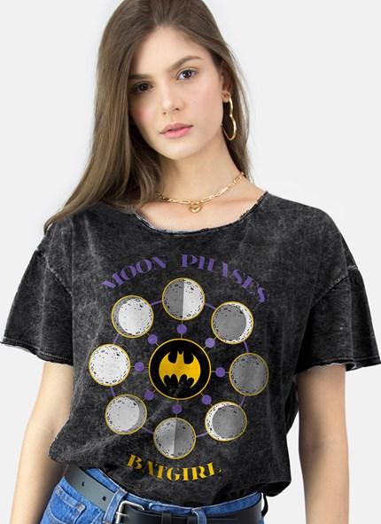 Blusa Batgirl Moon Phases