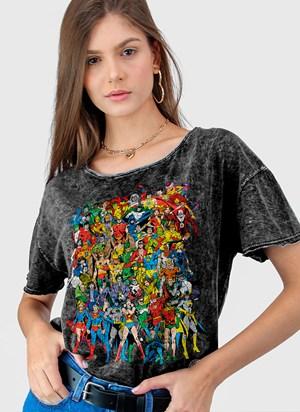 Blusa DC Comics Originals Feminina