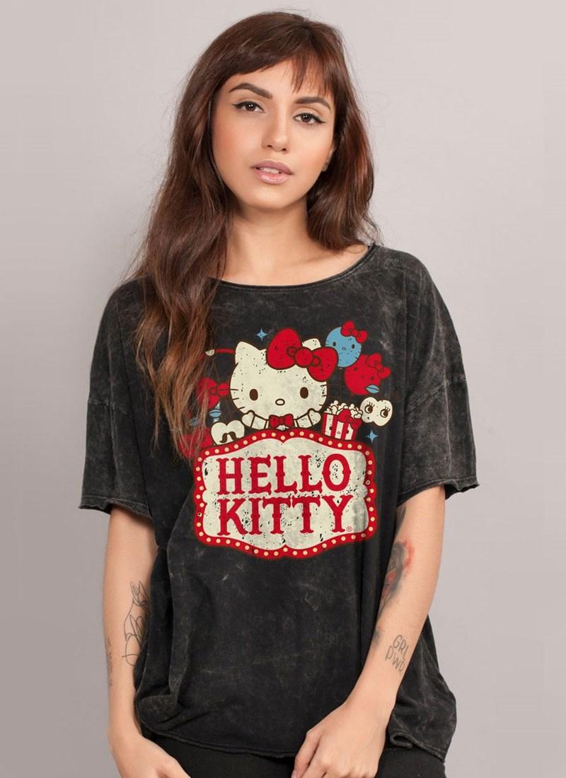 Blusa Hello Kitty Fun Fair