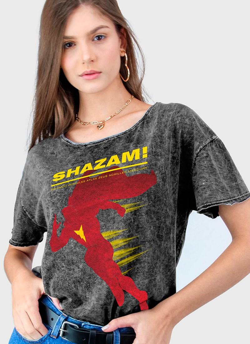 Blusa Shazam Name