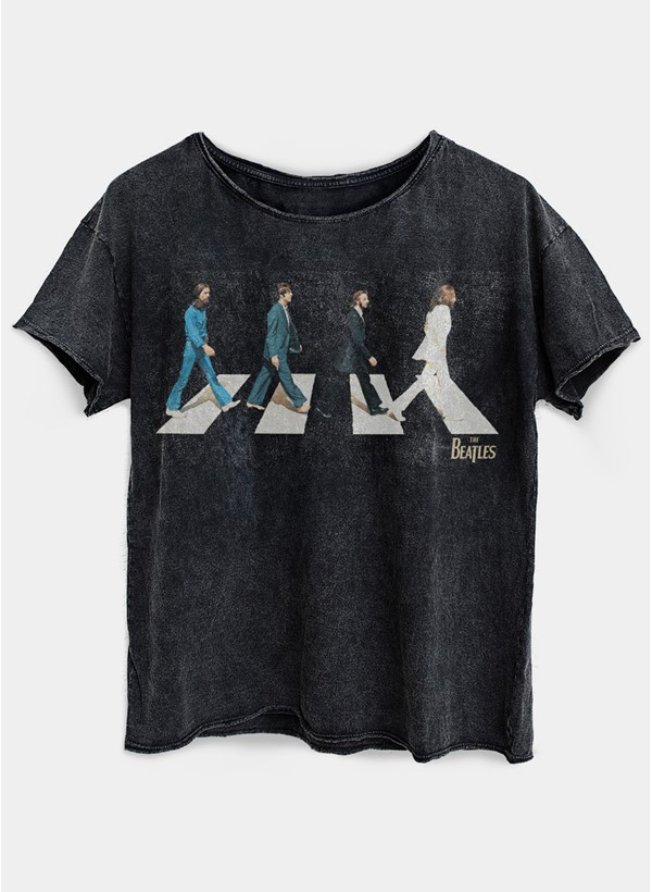 Blusa The Beatles Abbey Road
