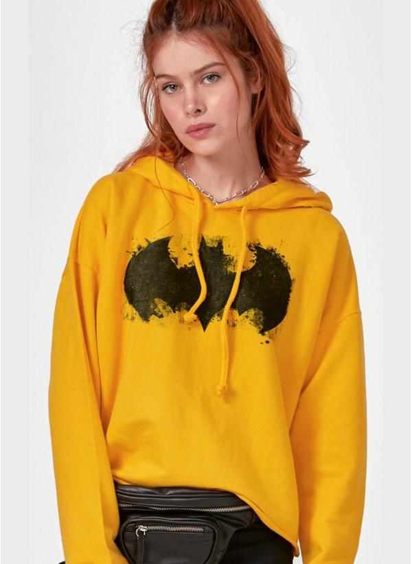 Blusão Batman Logo Fashion