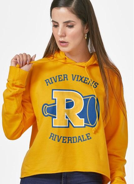 Blusão Riverdale Logo Vixens