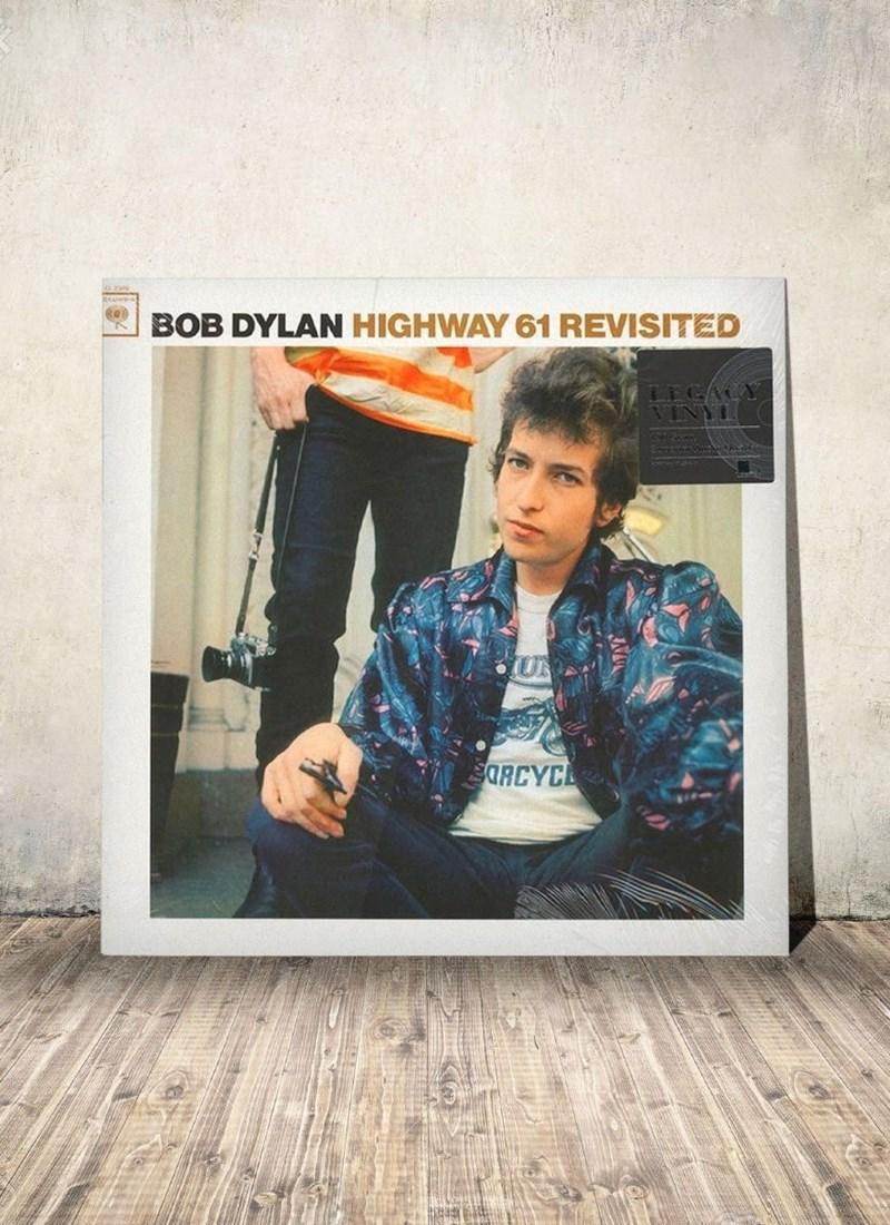 Bob Dylan - Highway 61 Revisited - Disco de Vinil