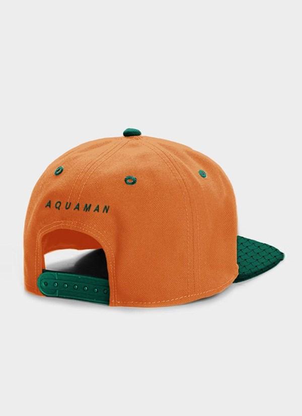 Boné Aquaman Clássico