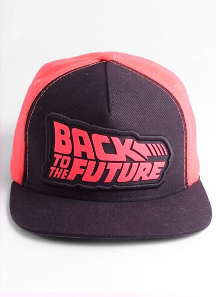 Boné De Volta Para o Futuro Logo