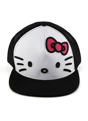 Boné Hello Kitty White