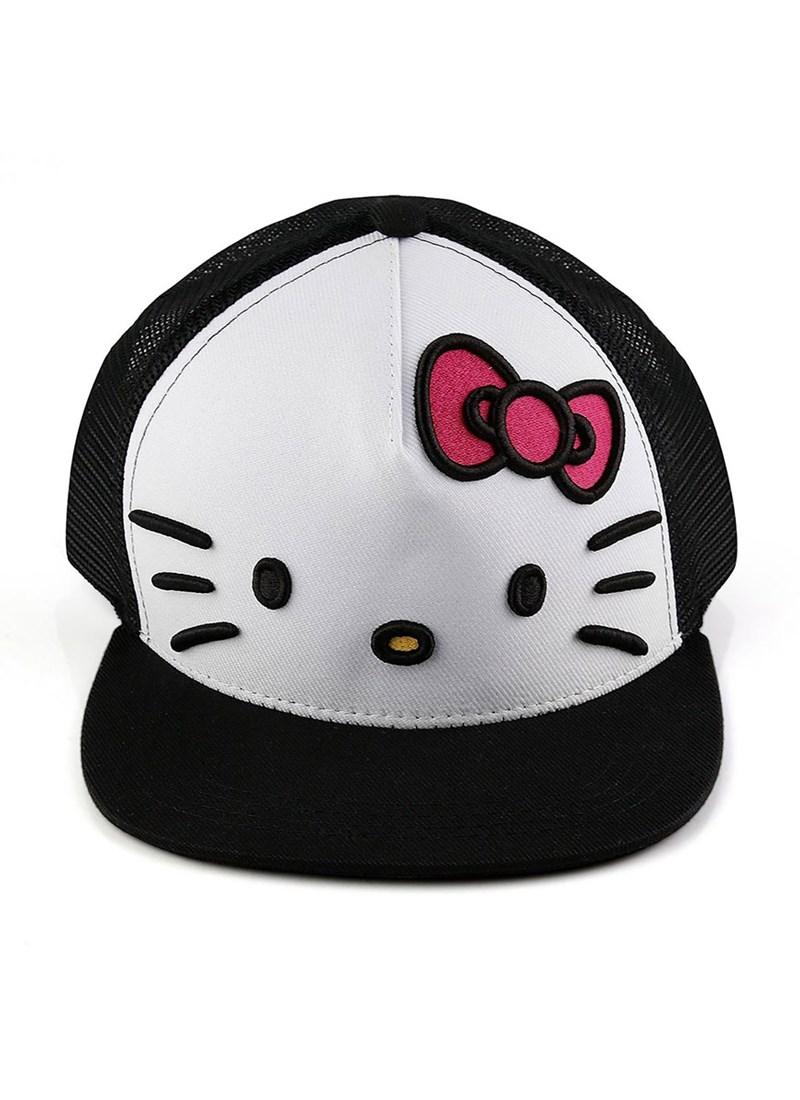 Boné Hello Kitty White