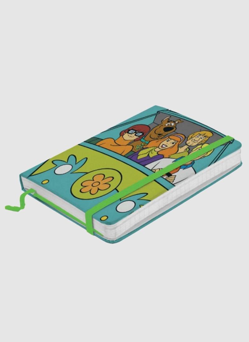 Caderneta de Anotações Scooby-Doo Todos na Máquina do Mistério