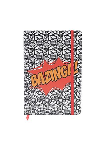 Caderneta de Anotações The Big Bang Theory Bazinga