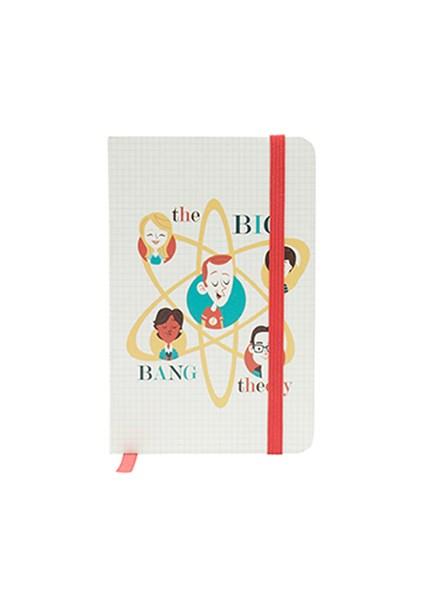 Caderneta de Anotações The Big Bang Theory Logo