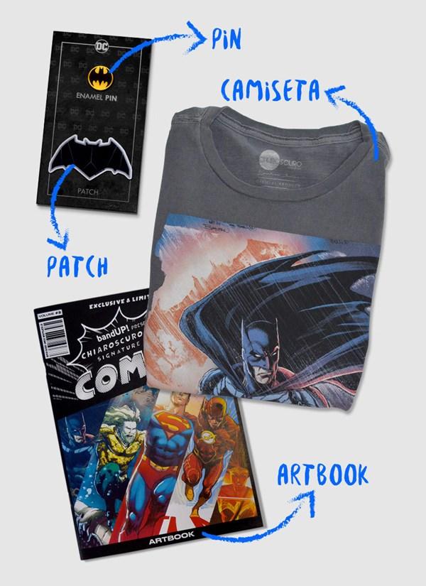 Caixa Box Batman Chiaroscuro 2018