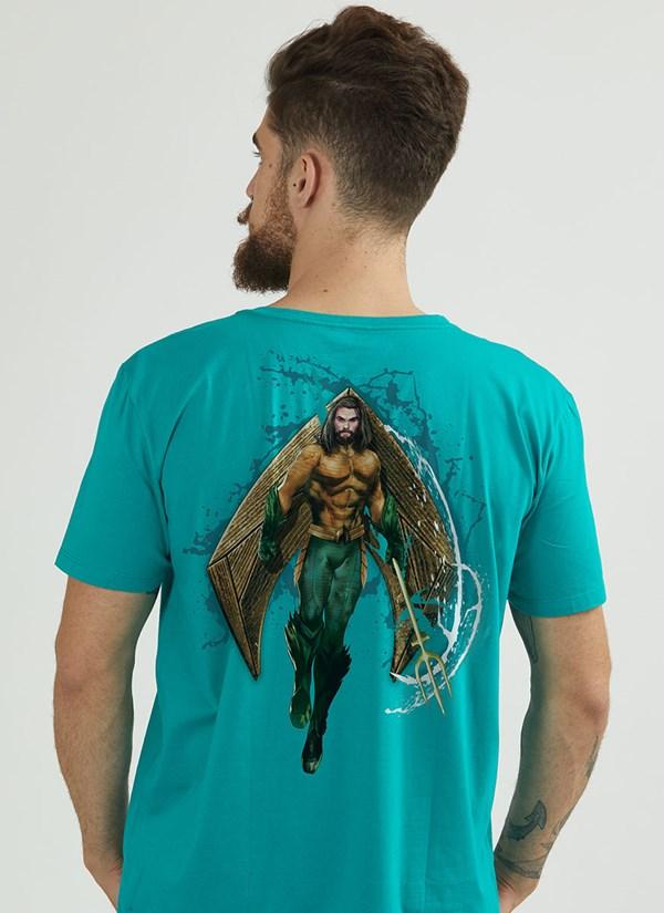 Camiseta Aquaman Movie Character