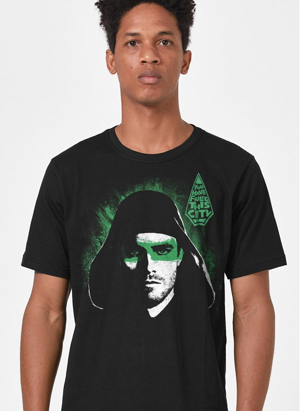 Camiseta Arrow You Have Failed This City