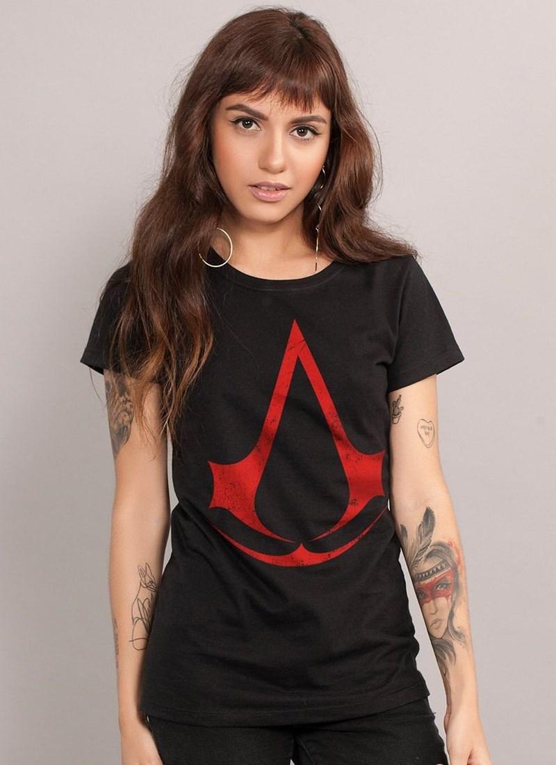 Camiseta Assassin's Creed Logo