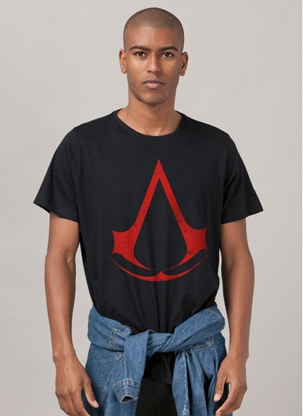 Camiseta Assassin's Creed Logo