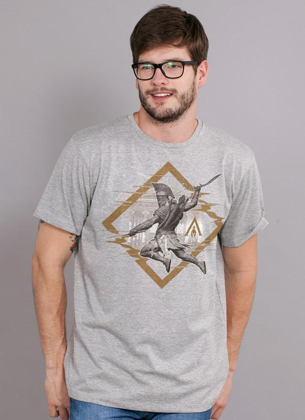 Camiseta Assassin's Creed Odyssey Glitch