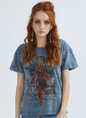 Camiseta Assassin's Creed Odyssey Kassandra Warrior