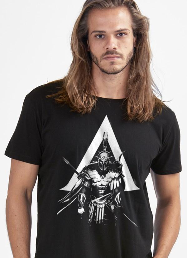 Camiseta Assassin's Creed Odyssey Soldado