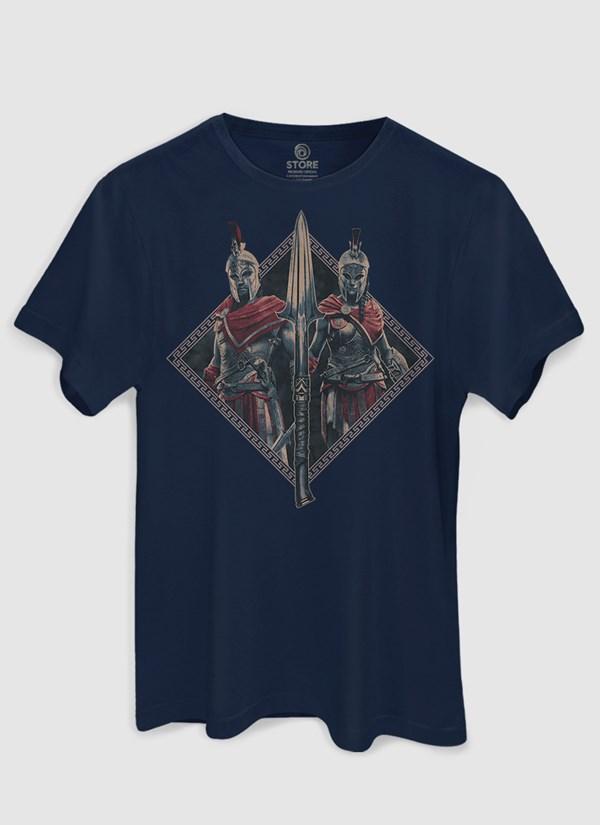 Camiseta Assassin's Creed Odyssey Spear