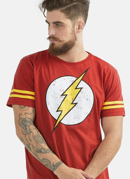 Camiseta Athletic The Flash Logo