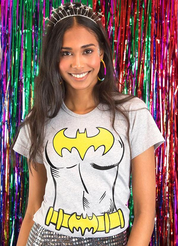 Camiseta Batgirl Body