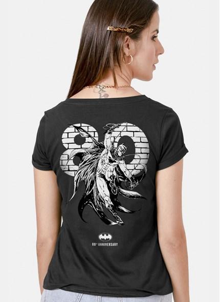 Camiseta Batman A Lenda Feminina