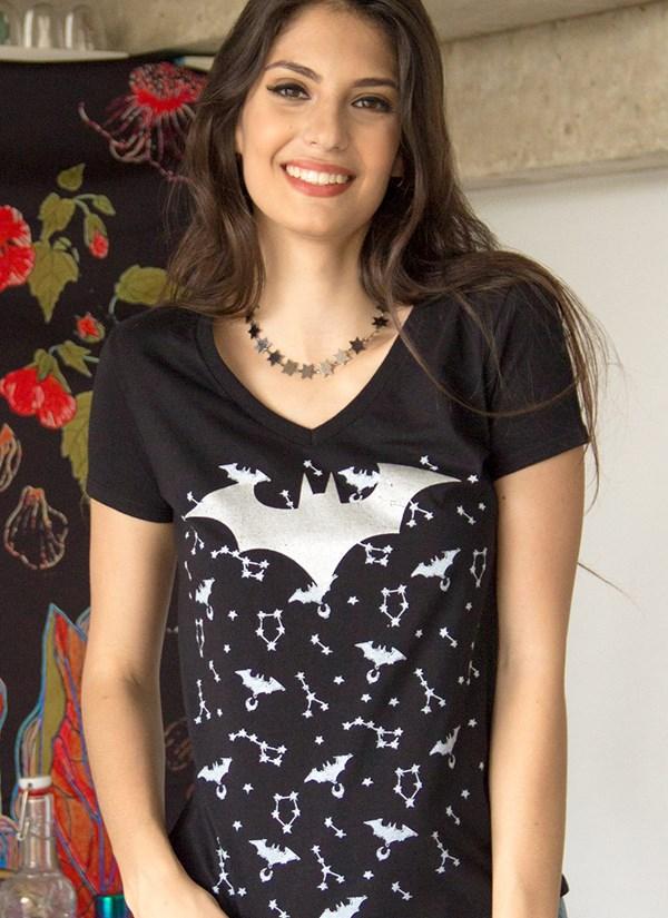 Camiseta Batman Astrology