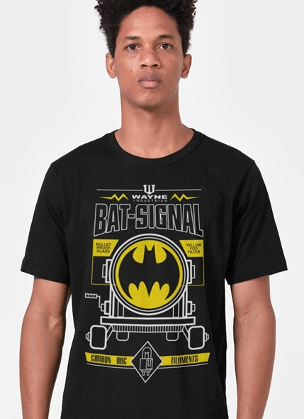 Camiseta Batman Bat-Sinal